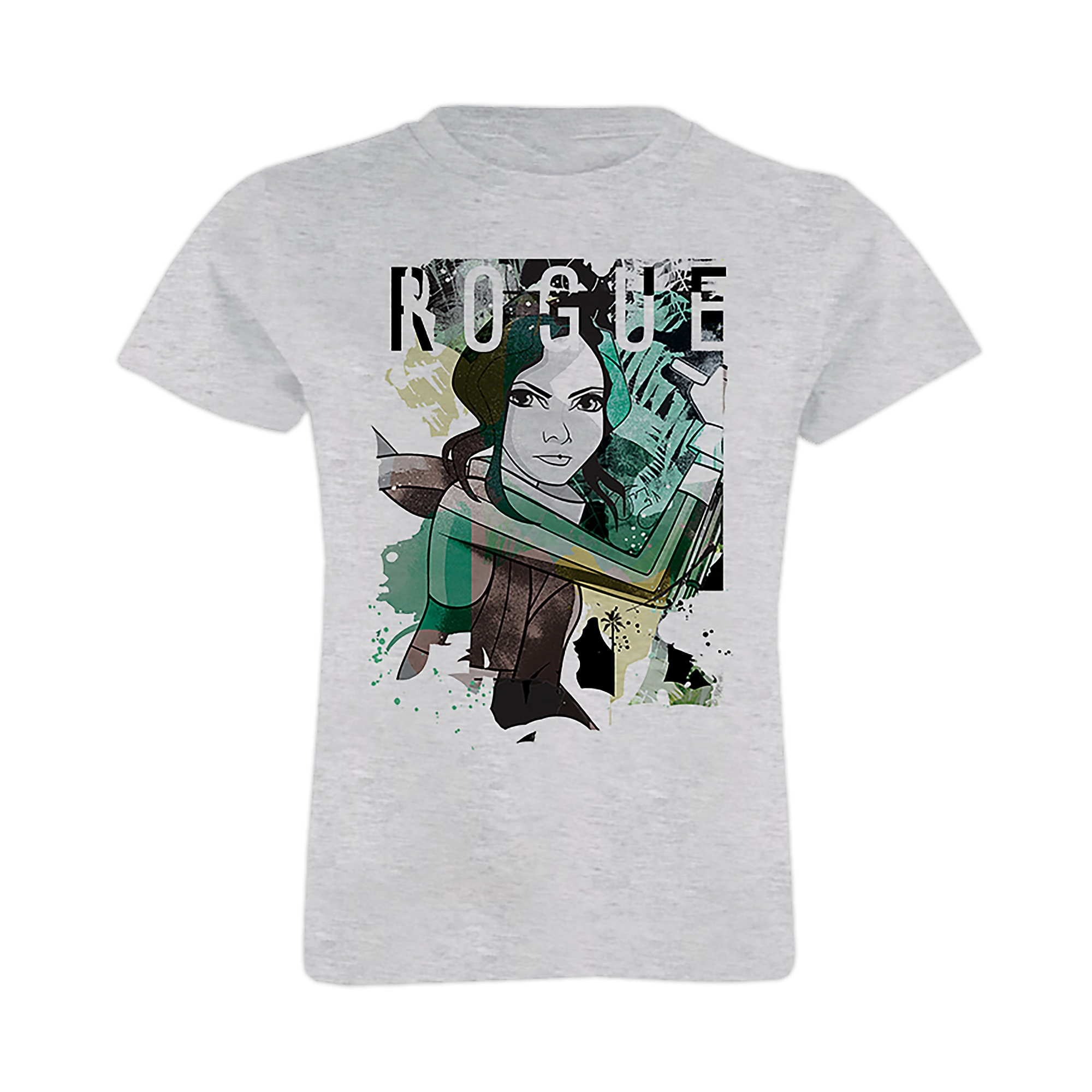 Star Wars Jyn Rogue Tee for Girls - Customizable