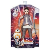 Image of Rey of Jakku & BB-8 Action Figure Set - Star Wars: Forces of Destiny # 5