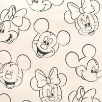 Mickey and Minnie Mouse Sketch Tote by Petunia Pickle Bottom
