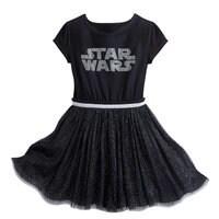 Star Wars Logo Dress for Girls