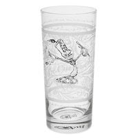 Be Our Guest Glass Tumbler