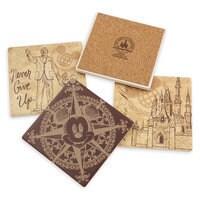 Walt Disney World Vintage Collection Coaster Set