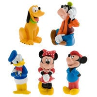 Image of Mickey Mouse and Friends Squeeze Toy Set # 1
