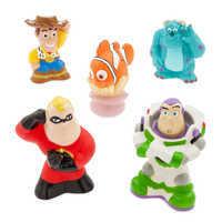 Image of PIXAR Squeeze Toy Set # 1