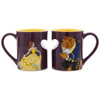 Image of Beauty and the Beast Classic Mug Set # 1