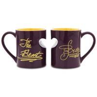 Image of Beauty and the Beast Classic Mug Set # 2