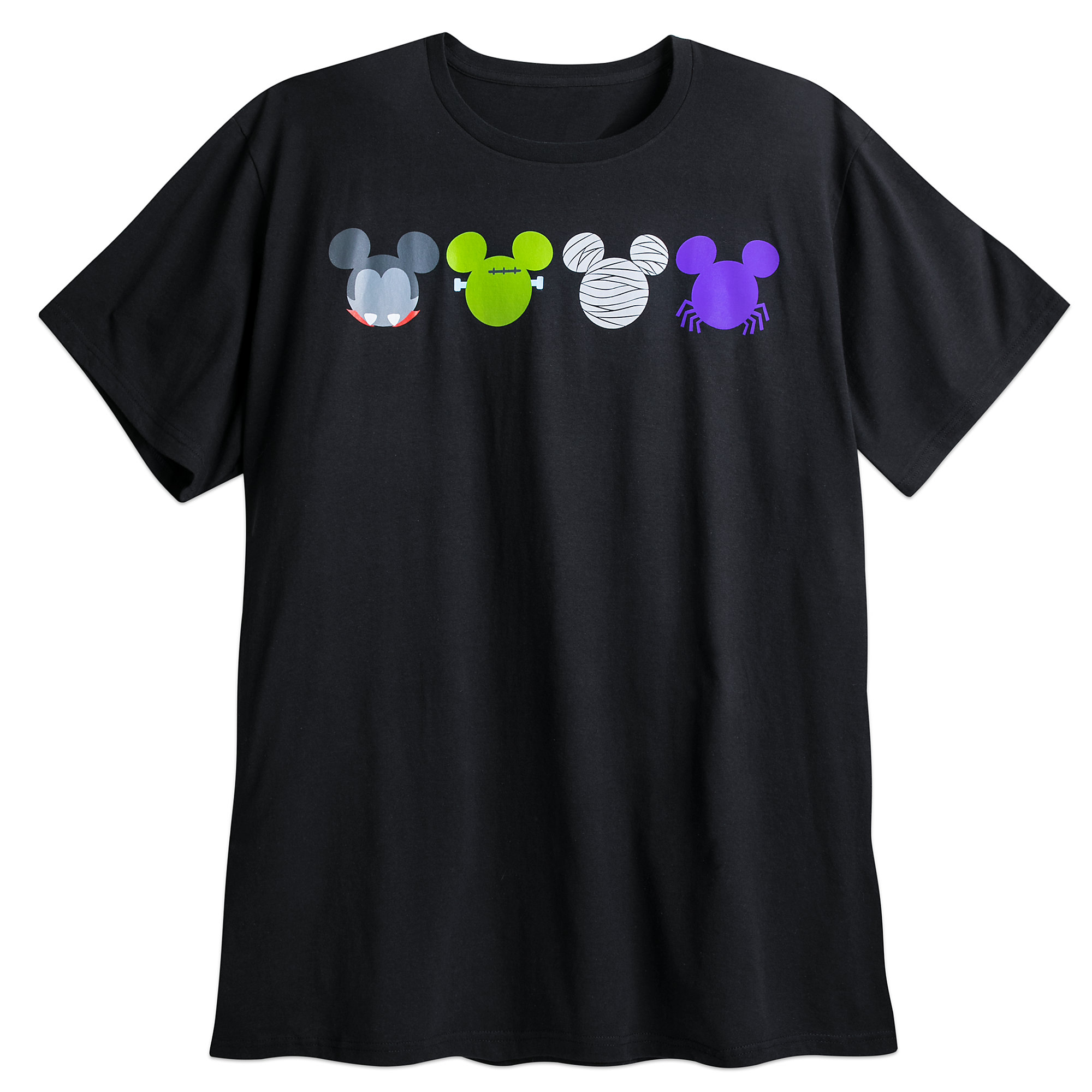 Mickey Mouse Icon Halloween Tee for Men - Plus Size