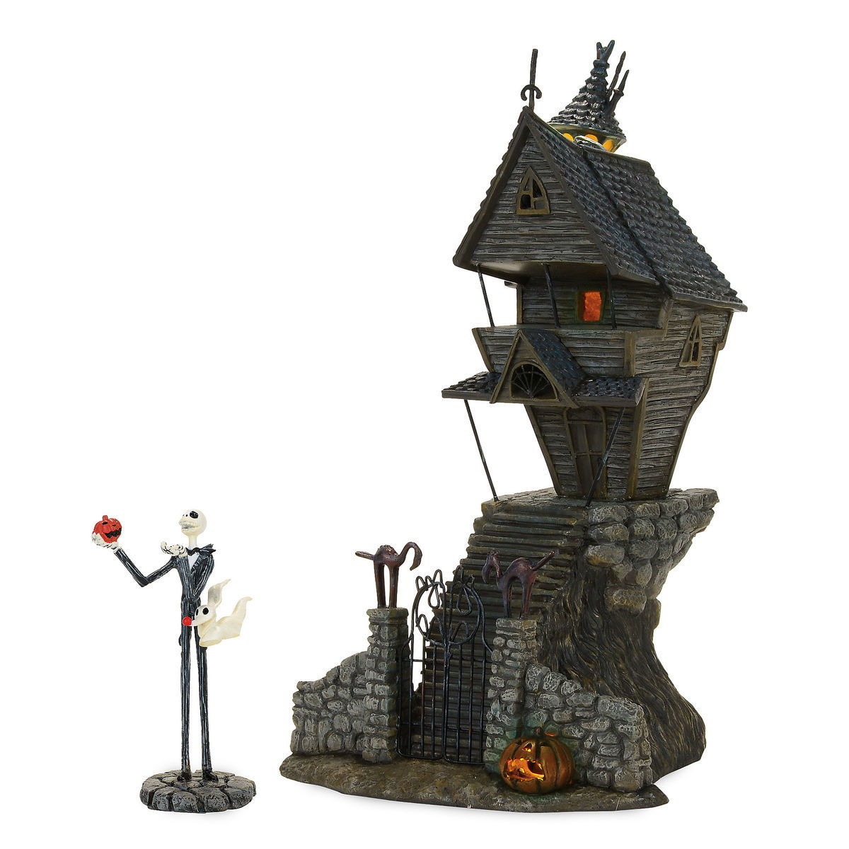 Jack Skellington\'s House - Tim Burton\'s The Nightmare Before ...