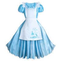 Image of Alice Deluxe Costume for Adults by Disguise # 4