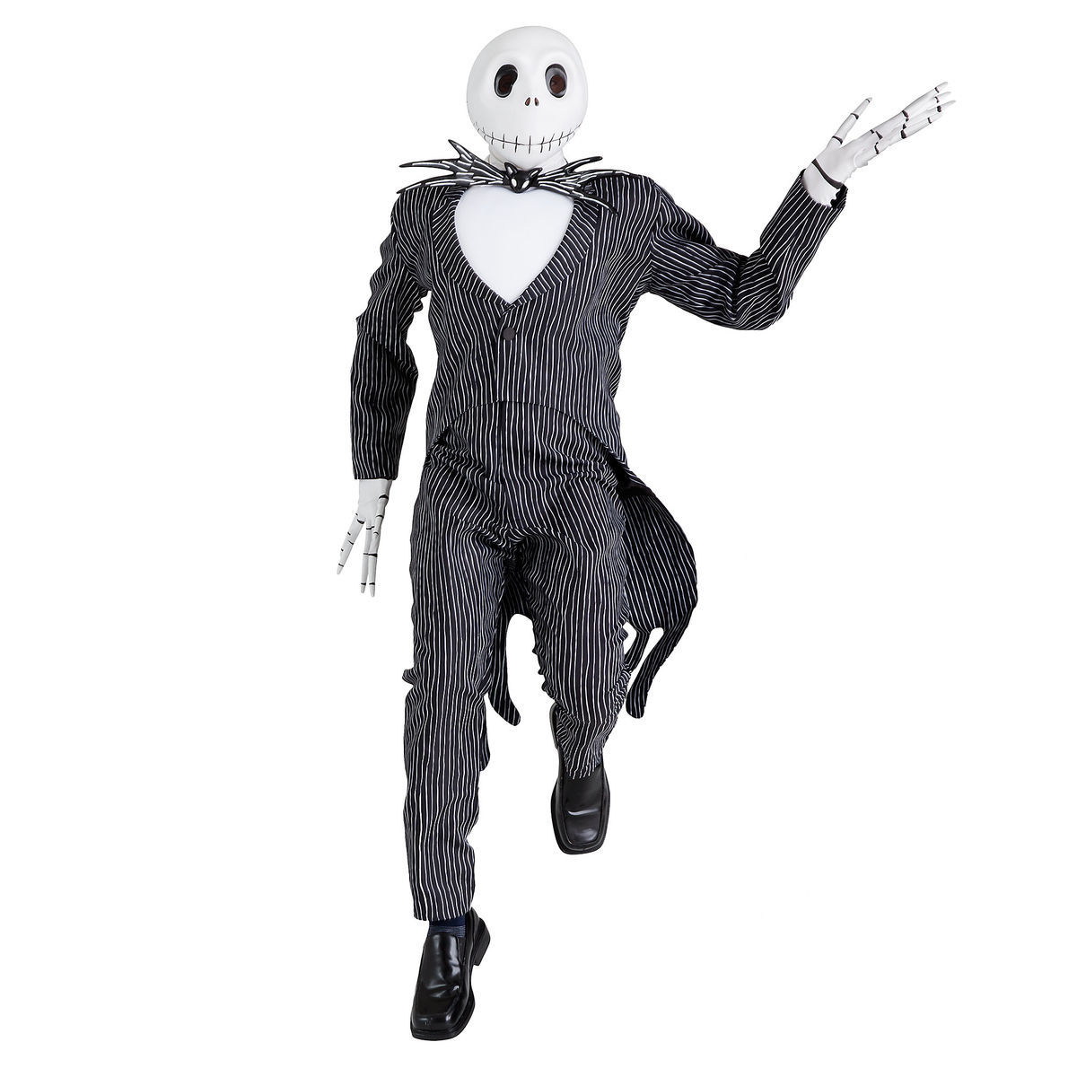 product image of jack skellington deluxe costume for adults by disguise 1