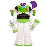 Image of Buzz Lightyear Light-Up Costume for Kids # 1