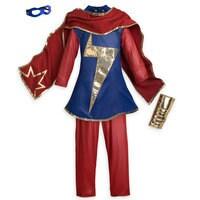 Ms. Marvel Costume for Kids
