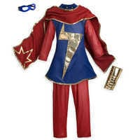 Image of Ms. Marvel Costume for Kids # 2