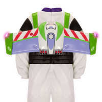 Image of Buzz Lightyear Light-Up Costume for Kids # 3