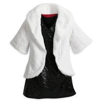 Image of Cruella De Vil Costume for Kids # 4