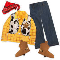 Image of Woody Costume for Kids # 1