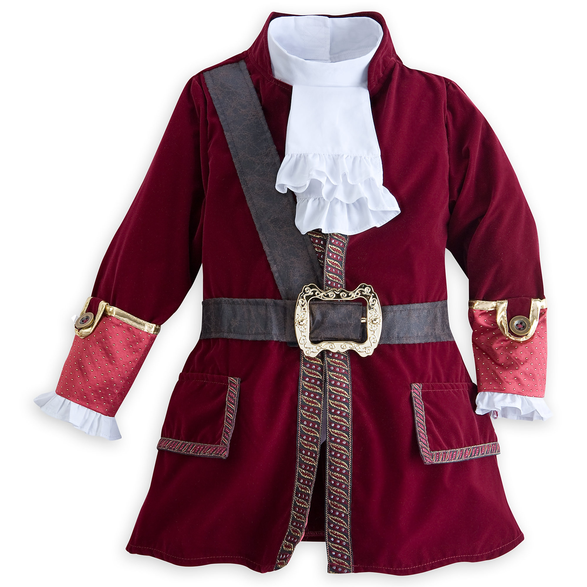 Product Image Of Captain Hook Costume For Kids # 3