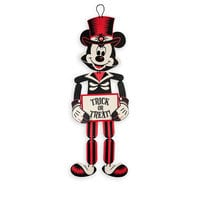 Mickey Mouse Halloween Wall Hanging
