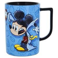 Mickey Mouse ''Morning'' Mug