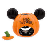 Image of Mickey Mouse Pumpkin Votive Candle Holder # 3