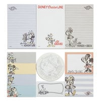 Mickey Mouse and Friends Sticky Notes and Tabs Set - Disney Cruise Line
