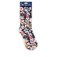 Image of Disney Cruise Line Emoji Socks for Adults # 3