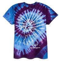 Stitch Walt Disney World Tie-Dye Tee for Adults