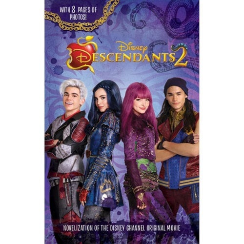 Descendants 2 Book Shopdisney