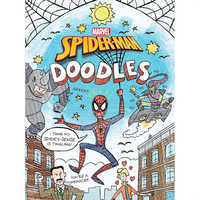 Image of Spider-Man Doodles Book # 1