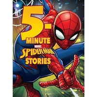 Image of Spider-Man 5-Minute Stories Book # 1