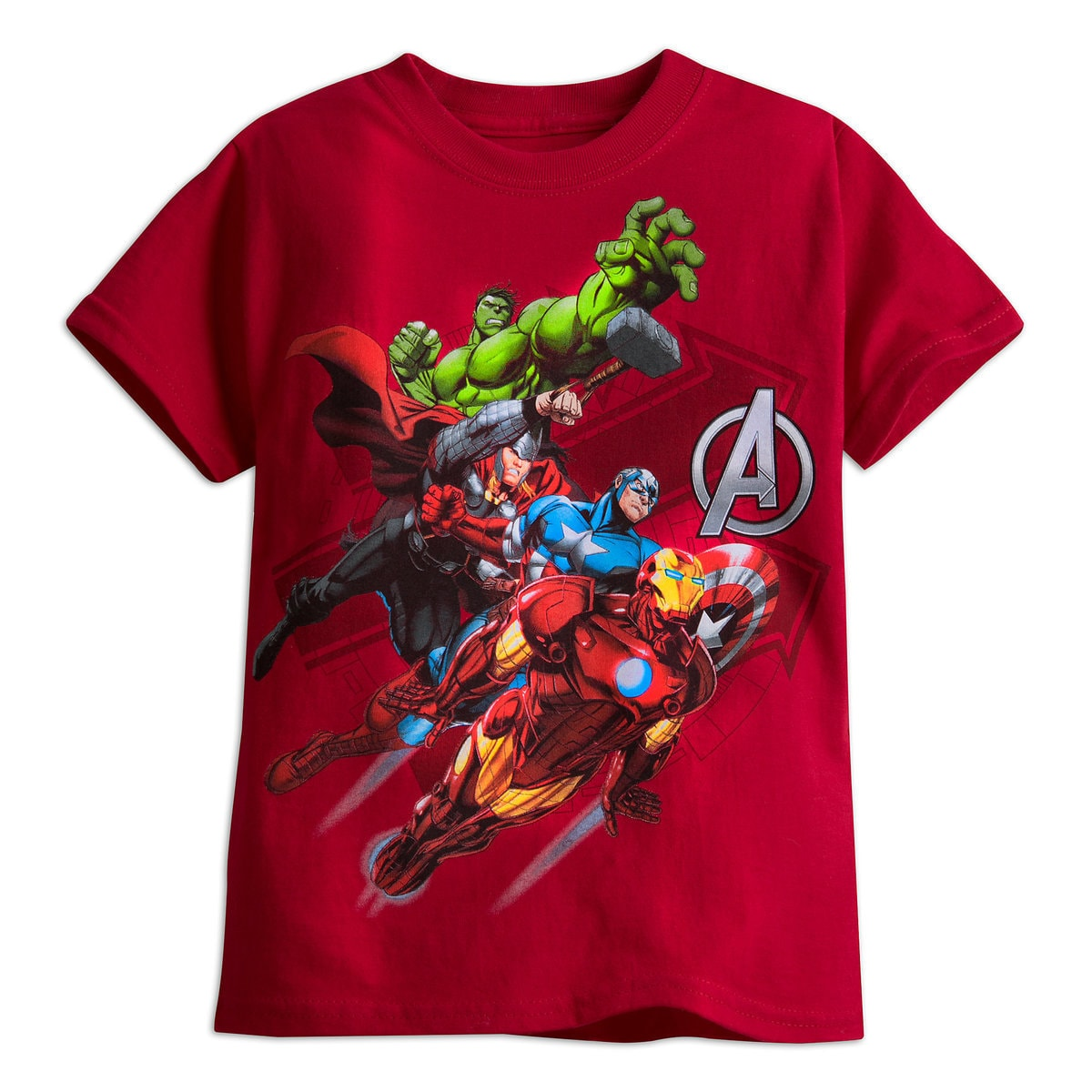 fcc3d855 Product Image of The Avengers Tee for Kids # 1