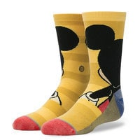 Mickey Mouse Socks for Kids by Stance