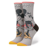 Minnie Mouse ''Tick Tock'' Socks for Kids by Stance