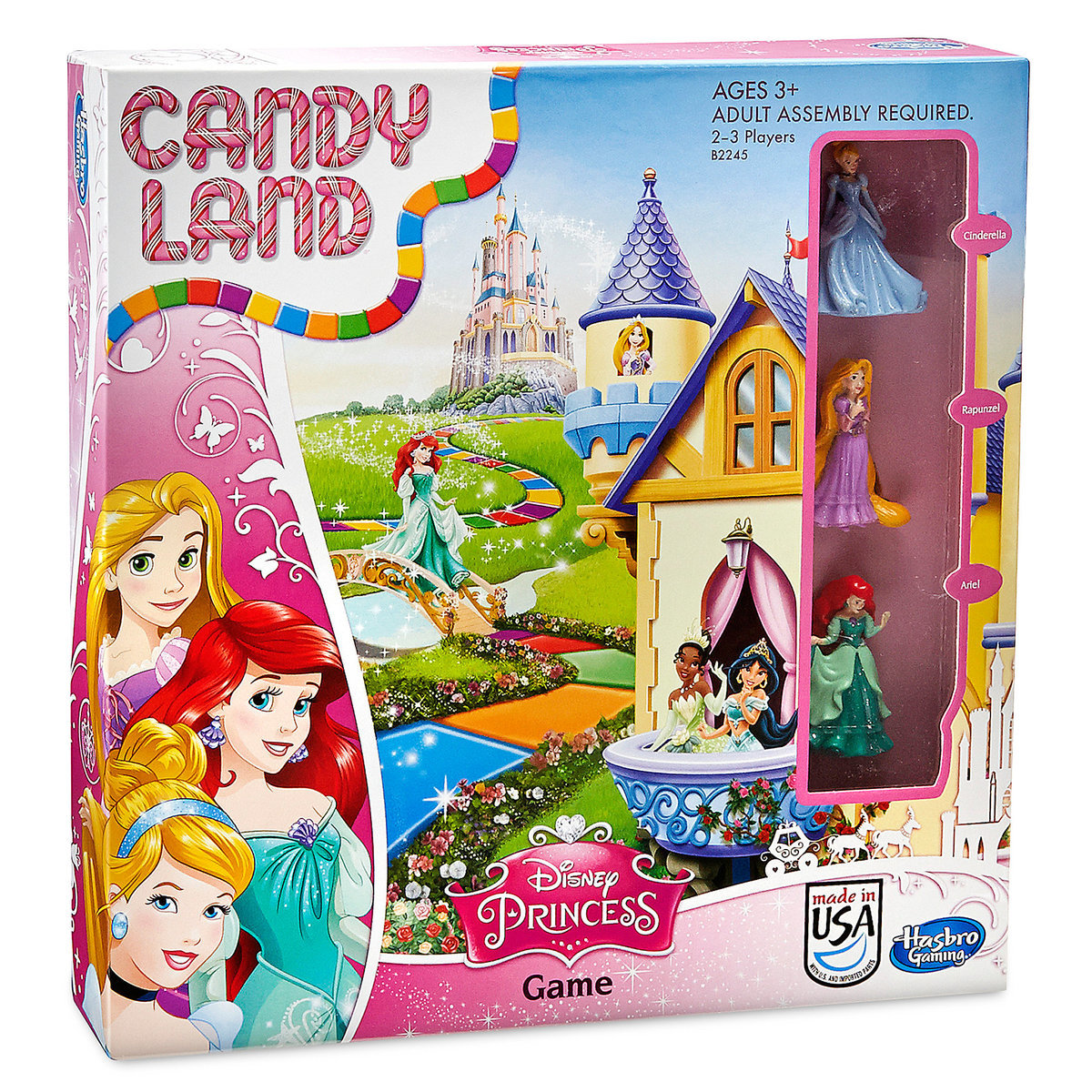e93917c838a Product Image of Disney Princess Candy Land Game   1