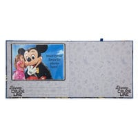 Mickey Mouse and Friends Autograph Book - Disney Cruise Line