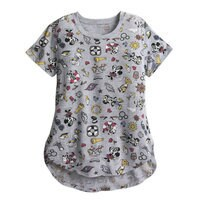 Mickey Mouse and Friends Tee for Women - Disney Cruise Line