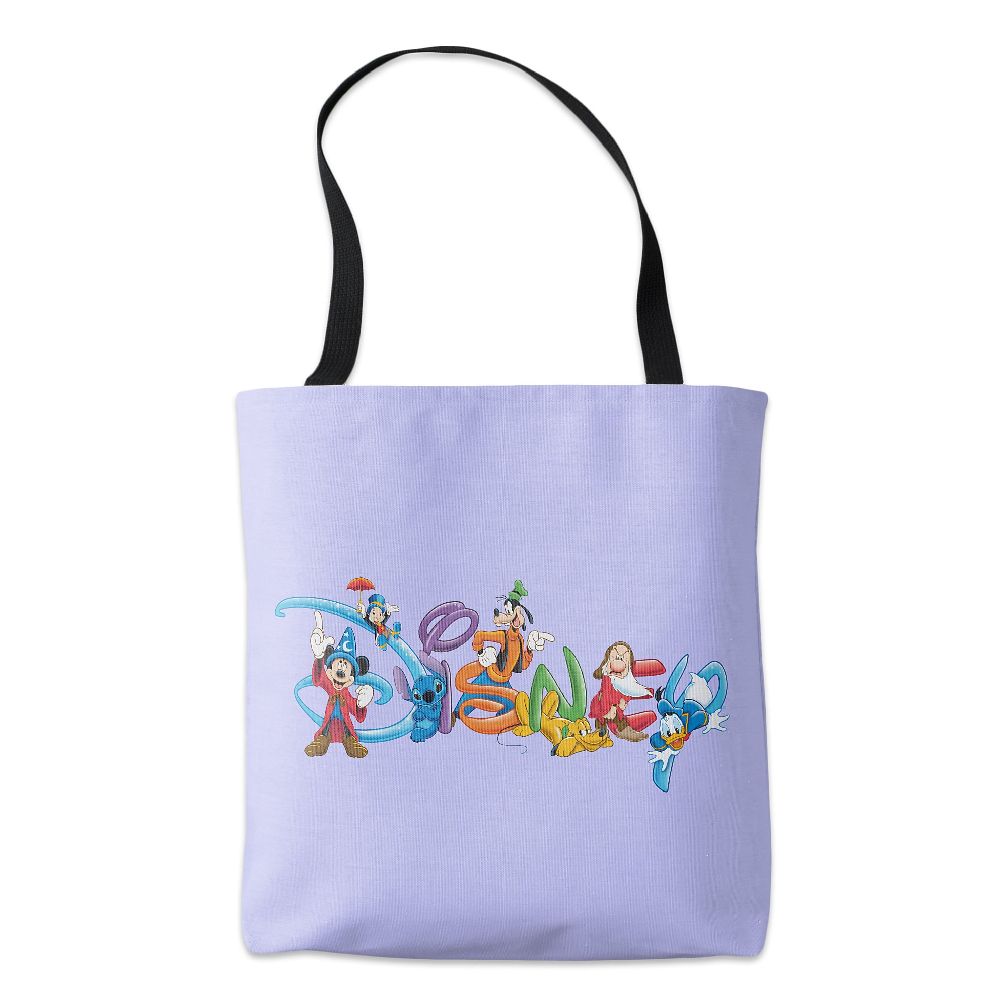 Disney Logo Tote - Customizable