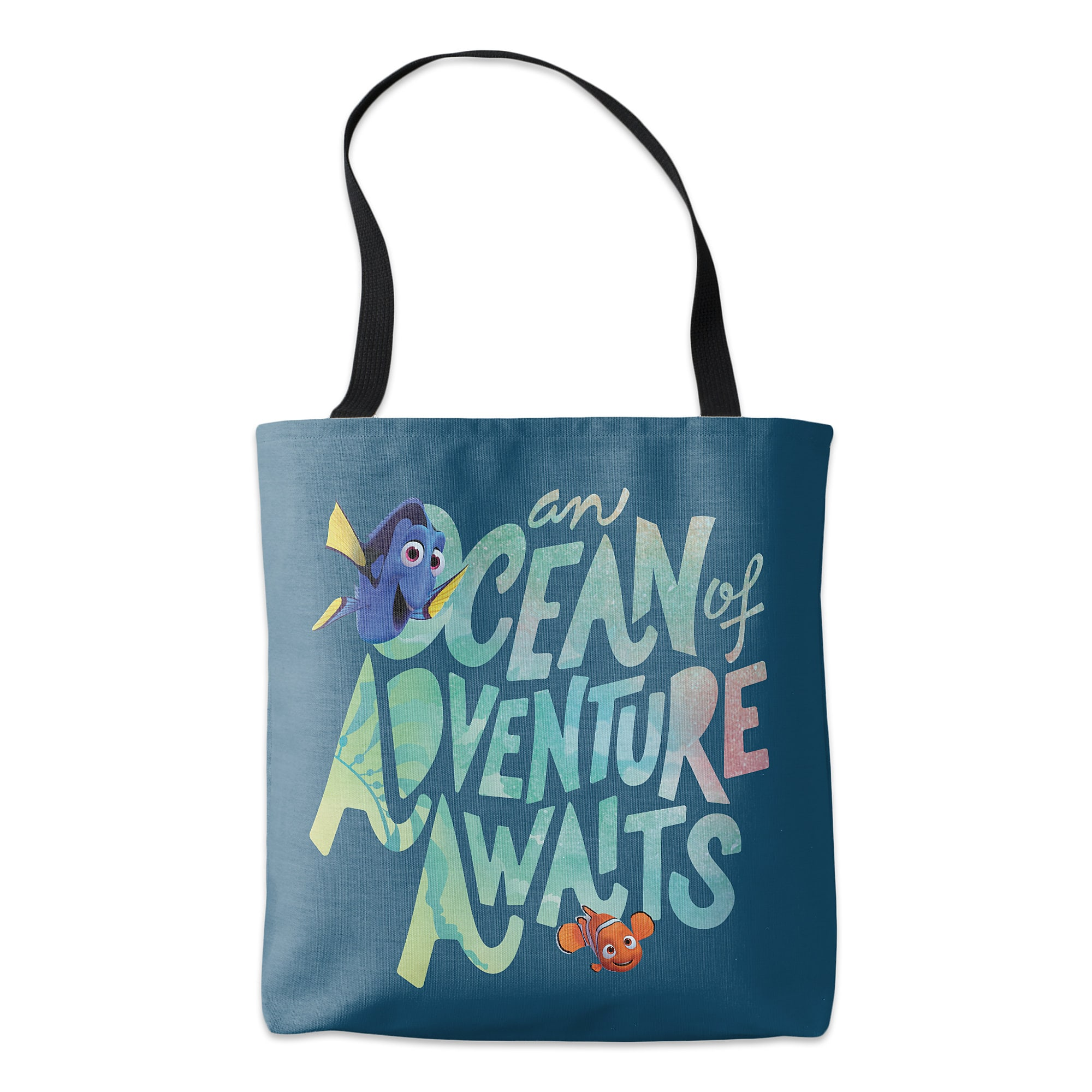 Dory & Nemo ''An Ocean of Adventure Awaits'' Tote - Customizable