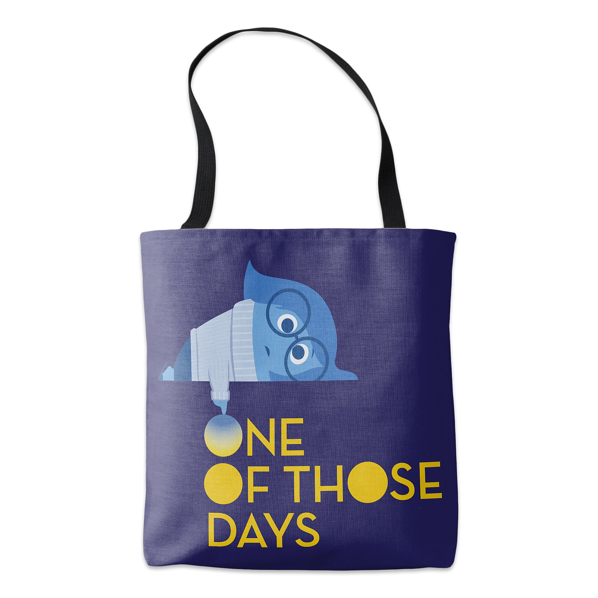 Inside Out - Sadness Tote - Customizable