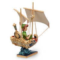 Image of Peter Pan's Flight Figure by Jim Shore # 2