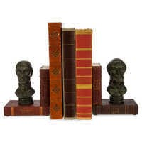 Image of The Haunted Mansion Bookends # 4