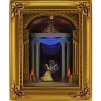 Beauty and the Beast ''One Wondrous Waltz'' Gallery of Light by Olszewski