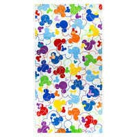Image of Mickey Mouse Icon Beach Towel # 1