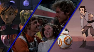 When Should You Introduce Your Kids to Star Wars?