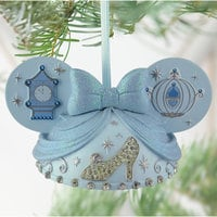 Ear Hat Cinderella Ornament