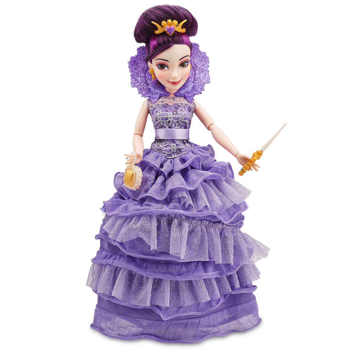 Disney Descendants Mal Of The Lost Wickedly Pretty Daughter