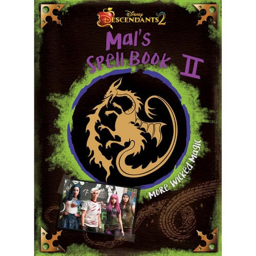 Descendants 2 Mal S Spell Book Ii Shopdisney