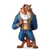 Beast Couture de Force Figurine by Enesco - Beauty and the Beast
