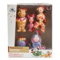 Winnie the Pooh Sketchbook Mini Ornament Set