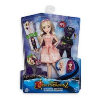 Image of Mal ''Isle Style Switch'' Doll - Descendants 2 # 3